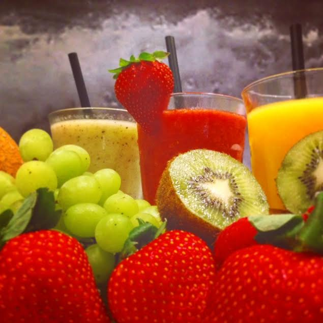 smoothies vers fruit